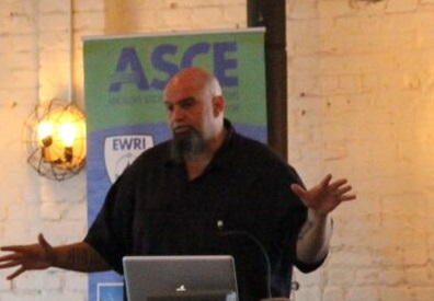 Mayor Fetterman welcomes conference attendees