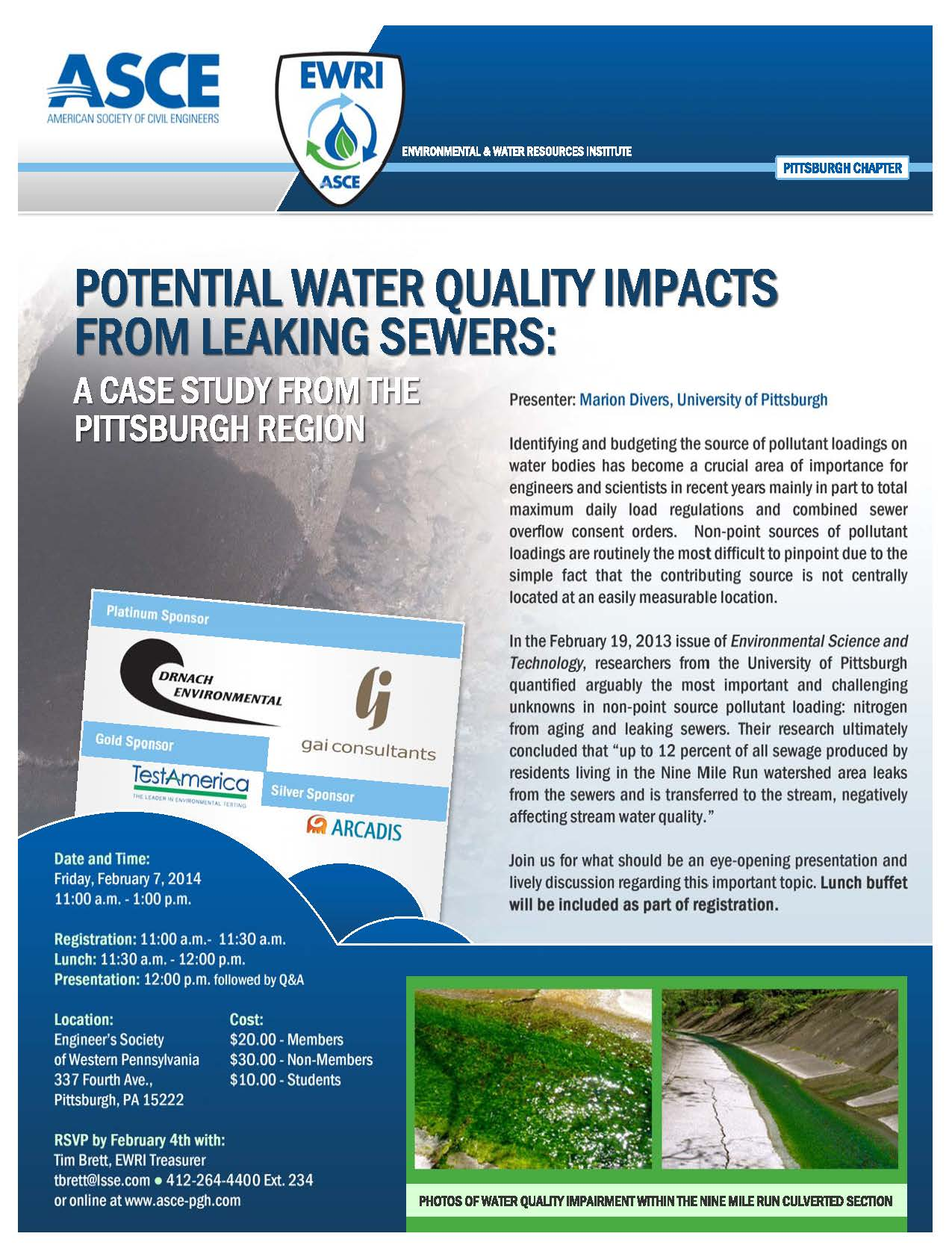 stream water quality In addition to the mpca's ongoing water quality monitoring, projects are underway in 53 of minnesota's 80 watersheds to improve river and stream water qualitythe tactics for improvement include conservation practices and restoration projects — for example:.