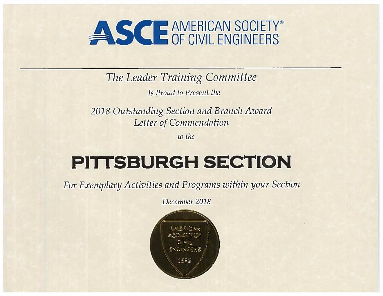 ASCE Pittsburgh Section - Home