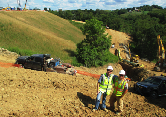 Asce Pittsburgh Section Embankment Stabilization With Drilled Shafts