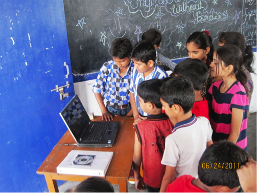 EWB-CMU Project Symbiosis Sustainable Energy for Schools in India, EWB-CMU Student Chapter