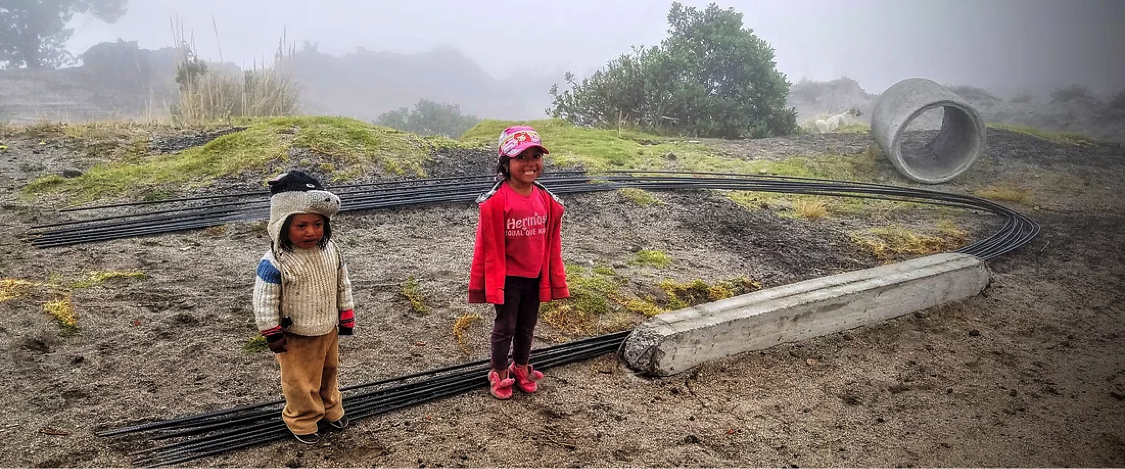 Curingue Water Supply Project, Ecuador – EWB Pittsburgh Professional Chapter